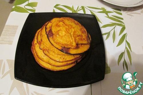 Как готовить Морковные крепы простой рецепт приготовления с фото пошагово #9