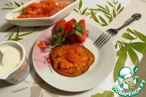 Как готовить Морковные крепы простой рецепт приготовления с фото пошагово