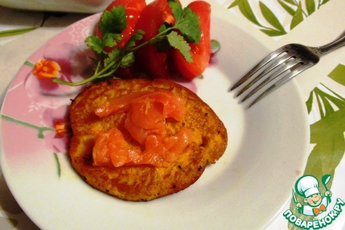 Как готовить Морковные крепы простой рецепт приготовления с фото пошагово #11