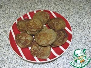 Ржаные оладьи с кленовым сиропом вкусный рецепт приготовления с фото пошагово как готовить