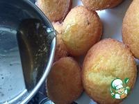 Лимонные кексы с карамелью ингредиенты