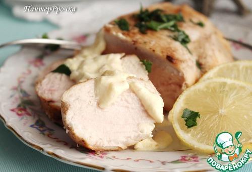 """Как приготовить Курица """"Эрцгерцог"""" домашний рецепт приготовления с фотографиями #8"""