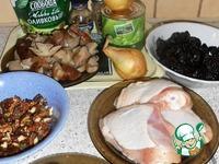 """Новогодний салат """"Обезьянка"""" ингредиенты"""