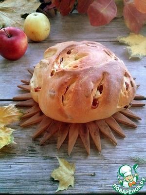 Как приготовить Сладкий хлеб с вишней рецепт с фото пошагово