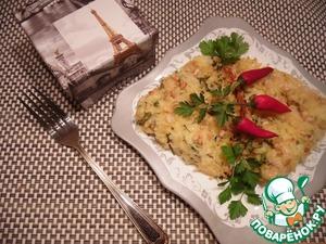 Рецепт Картофель с кедровыми орешками