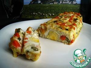 Готовим Террин маседуан с яйцами простой рецепт приготовления с фото пошагово