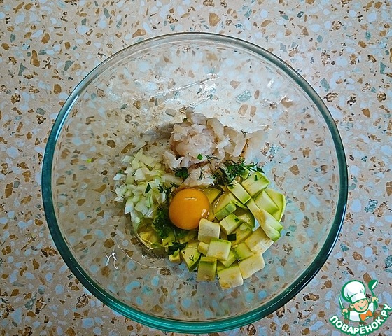 Суфле из трески для правильного питания домашний рецепт приготовления с фото пошагово как приготовить #2