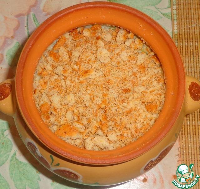 С фаршем можно приготовить гречку на ужин
