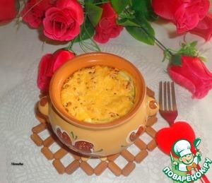 Рецепт Кассероль с рисом и брокколи