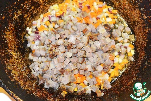 """Макароны в соусе а-ля """"буррито"""" вкусный рецепт с фотографиями как готовить #2"""