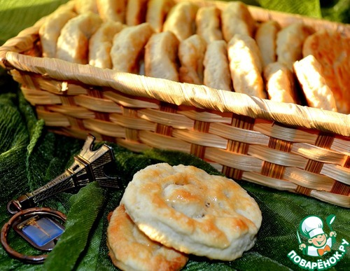 Французские крекеры рецепт приготовления с фотографиями пошагово #6