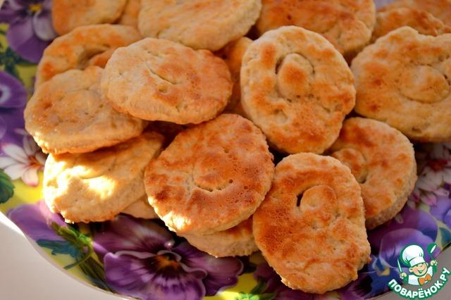 Французские крекеры рецепт приготовления с фотографиями пошагово #4