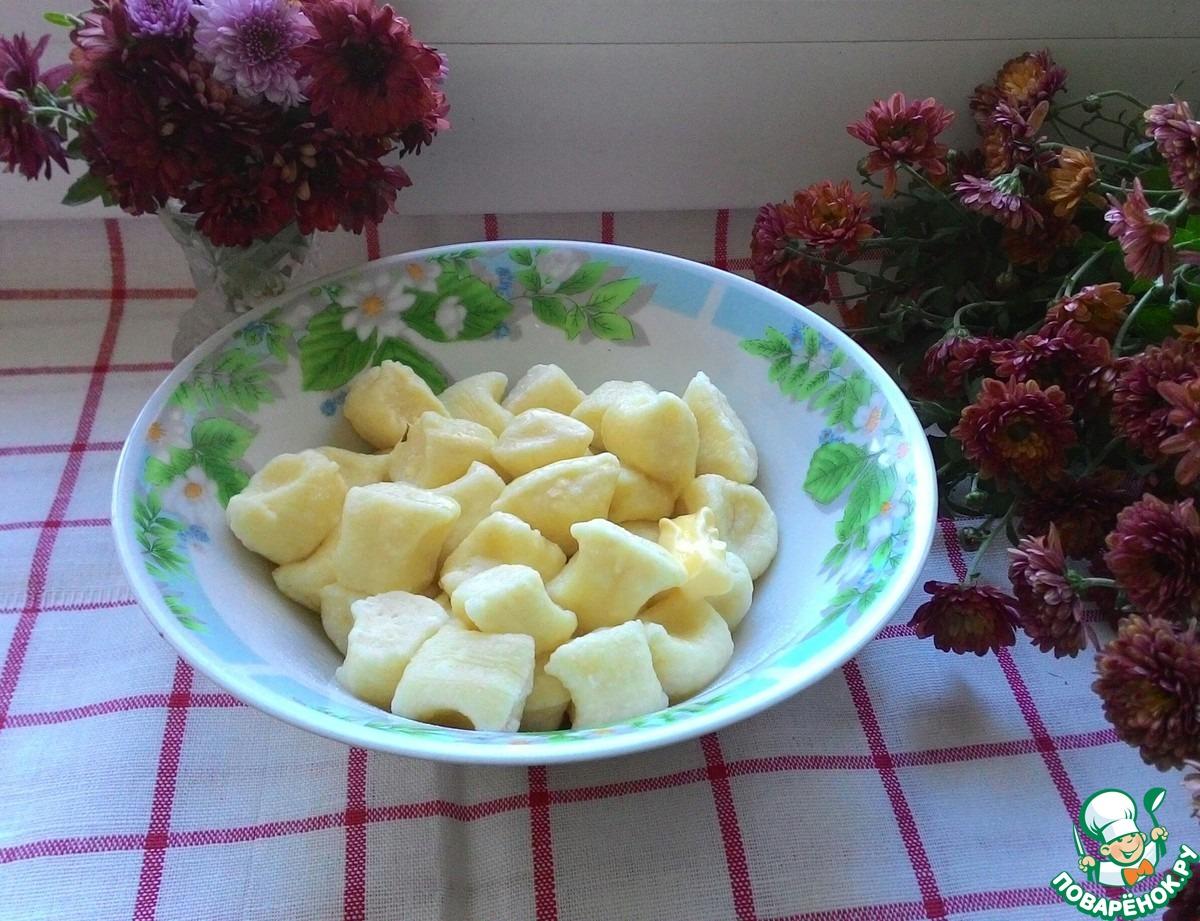 Ленивые вареники с творогом пошаговый рецепт на поваренок ру