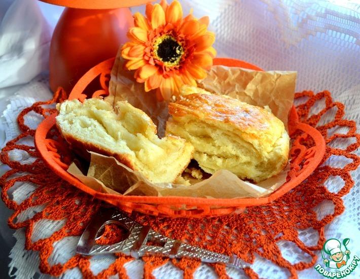 Рецепт: Бретонский пирог