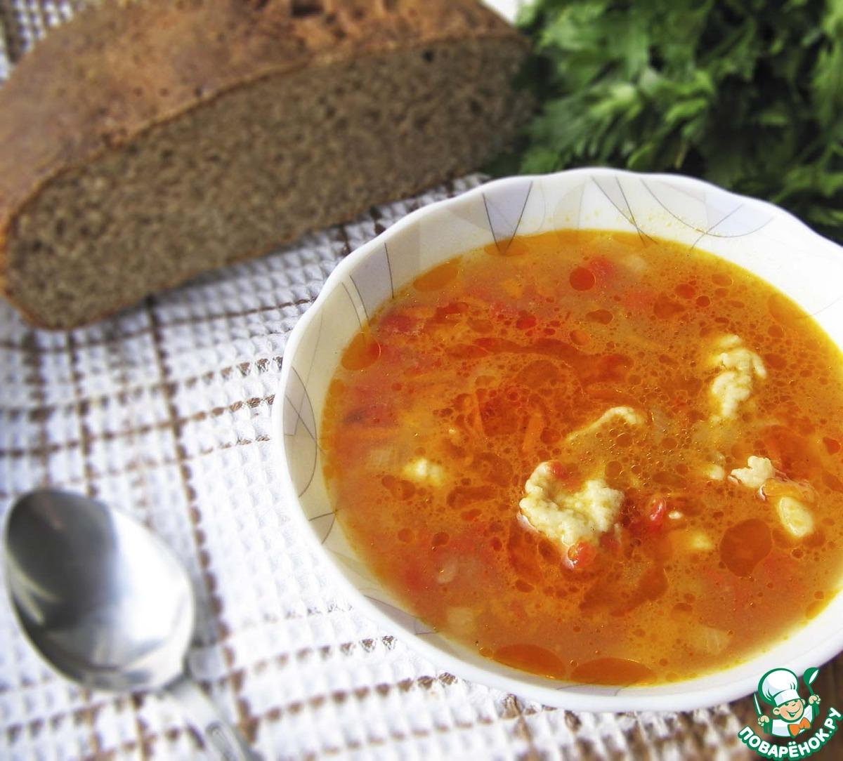 Супы для детей от 2 года рецепты