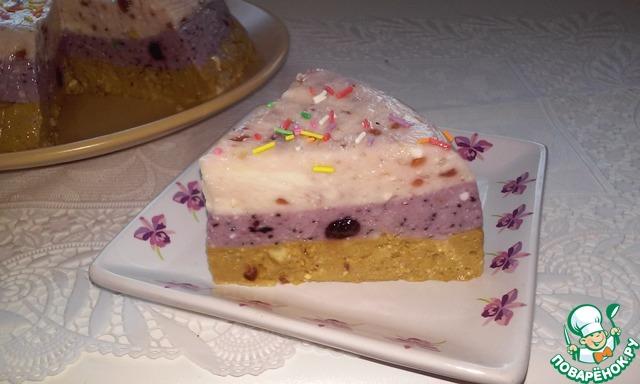 рецепты с фото торт суфле