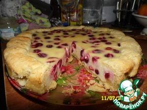 Рецепт Вишневый чизкейк