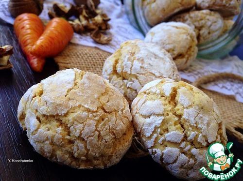 Ореховое печенье рецепты с пошаговым