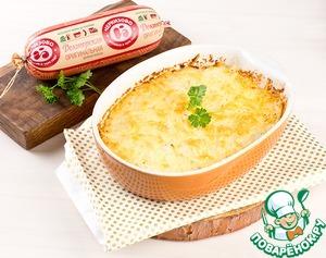 Рецепт Запеканка картофельная по-Черкизовски