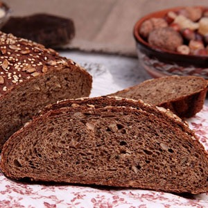 Хлеб с ржаной мукой в домашних условиях в духовке рецепт