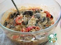 Гуляш из грибов ингредиенты