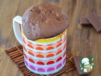 Пять кексов в чашке ингредиенты