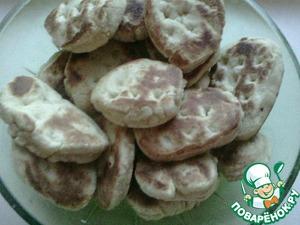 Рецепт Печенье на сковороде