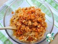 Паста с рыбным соусом ингредиенты
