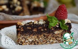 Рецепт Яблочно-шоколадные батончики