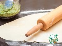 Лепешки с зеленью ингредиенты
