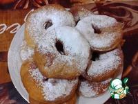 Дрожжевые пончики на сыворотке ингредиенты
