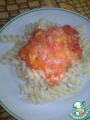 Рецепт Томатный соус с базиликом