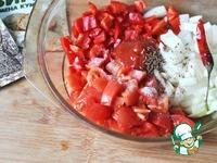 Рыба в остром томатном соусе ингредиенты