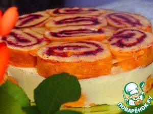 Рецепт Зеркальный торт