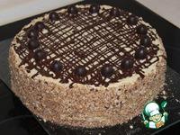 """Торт """"Роскошный"""" ингредиенты"""