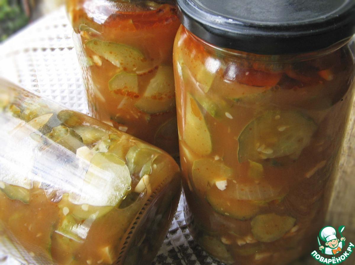 Закуски на зиму из огурцов фото рецепт пошаговый