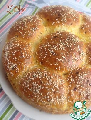 Рецепт Морковно-луковые булочки
