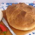 Горчичный хлеб на сыворотке