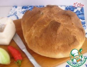 Рецепт Горчичный хлеб на сыворотке