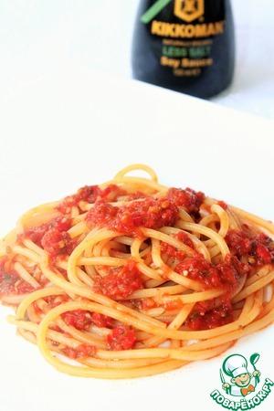 Рецепт Диетическая паста