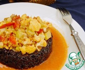 Рецепт Овощное карри