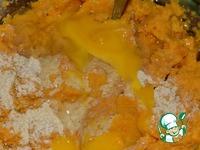 Оранжевые котлеты ингредиенты
