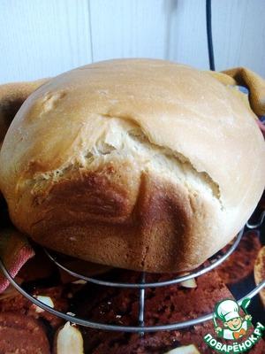 Рецепт Хлеб на йогурте