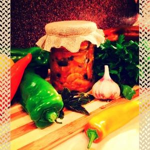 Рецепт Грибной саликорне для веселых и ленивых