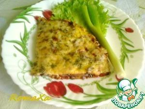 Рецепт Баклажаны по-гречески, запечённые под сырной «шапкой»