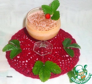 Рецепт Землянично-нектариновый смузи