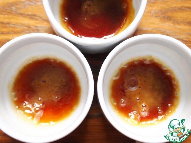 Как готовить Яичный флан с белым шоколадом и грушей в СВЧ простой рецепт приготовления с фото пошагово #7