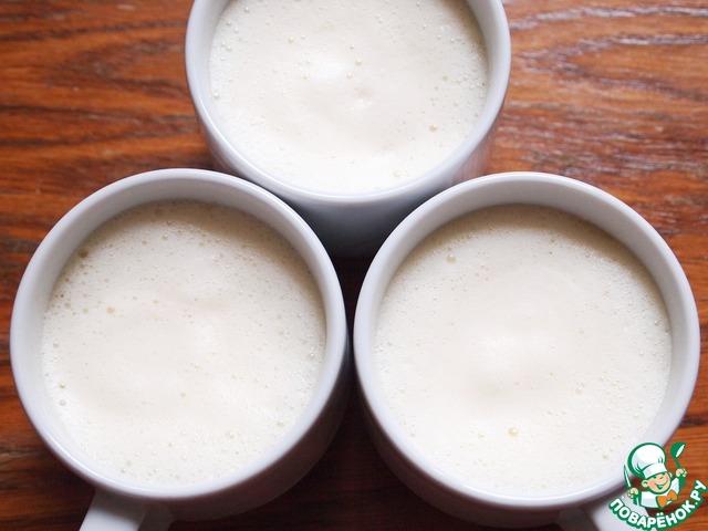Как готовить Яичный флан с белым шоколадом и грушей в СВЧ простой рецепт приготовления с фото пошагово #8
