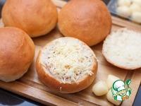 Сэндвич с яйцом, сыром и беконом ингредиенты