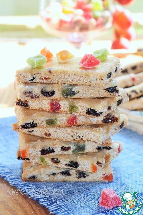 Медовое печенье «Лекерли»